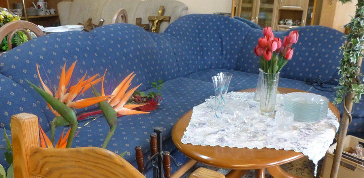 Möbel entsorgen und Gutes tun