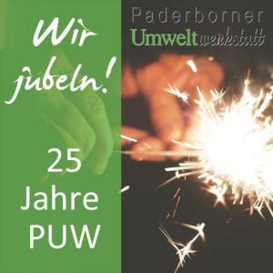 Jubilaeum 25 Jahre PUW